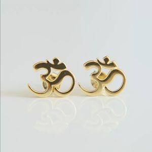 Om Symbol Earrings 🕉